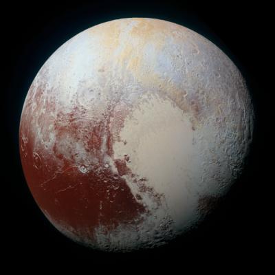 Las impresionantes imágenes de Plutón que reveló la Nasa — COLOMBIA