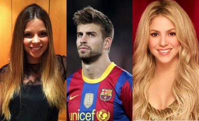 Nuria, Piqué, Shakira