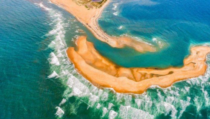 Una misteriosa nueva isla asoma y ya advierten de sus peligros