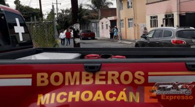 Bomberos Michoacán