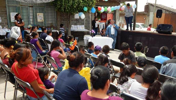 Clausura Ángel Cedillo cursos de verano en Uruapan Michoacán