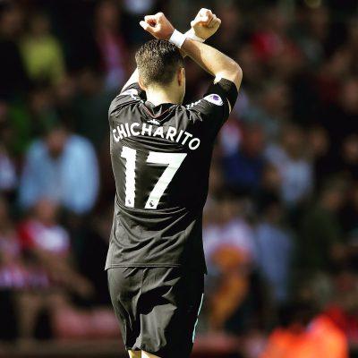 Doblete de Chicharito no le alcanza al West Ham para obtener su primera victoria