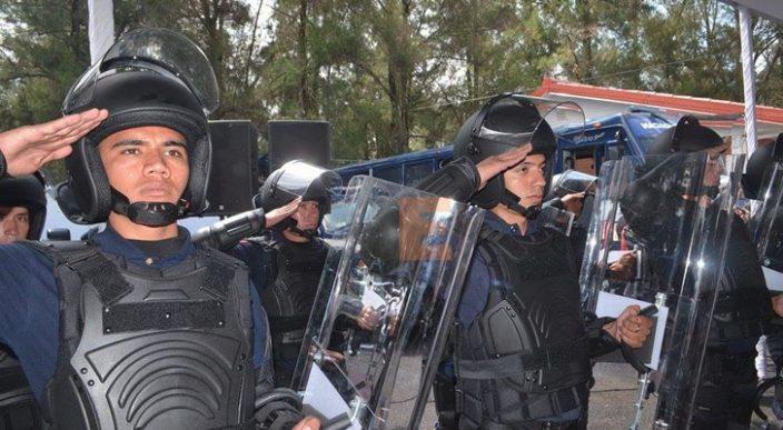 Crean Unidad de Restablecimiento del Orden Público en Michoacán