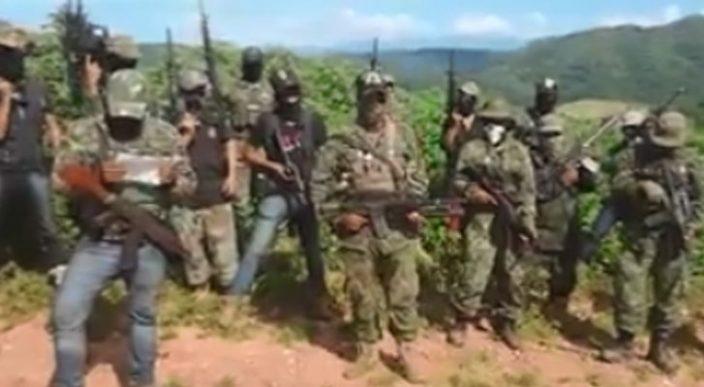 Presuntos integrantes de La Familia Michoacana amenazan a gobernador de Guerrero