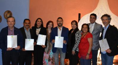 Hoteleros de Pátzcuaro Michoacán