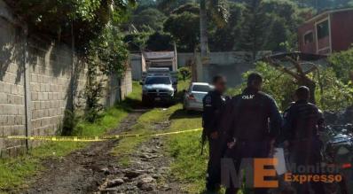 Indagan muerte violenta de una mujer en Juiltepec