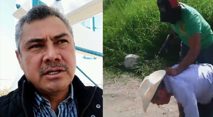 Alcalde en Morelos es amenazado por sujetos armados