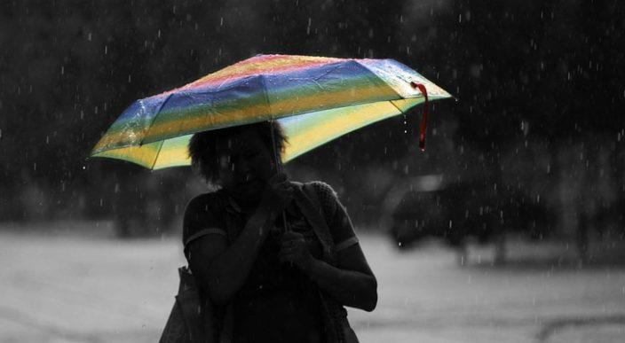 Se prevén tormentas muy fuertes a puntuales intensas en Veracruz, Oaxaca, Chiapas y Puebla