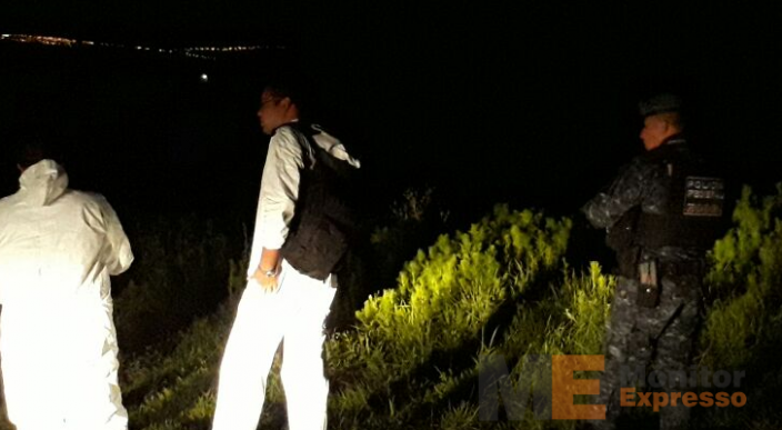 Localizan cadáver putrefacto en predio de Morelia Michoacán