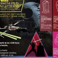 Invitan UMSNH y UNAM Morelia a ver la saga de Star Wars