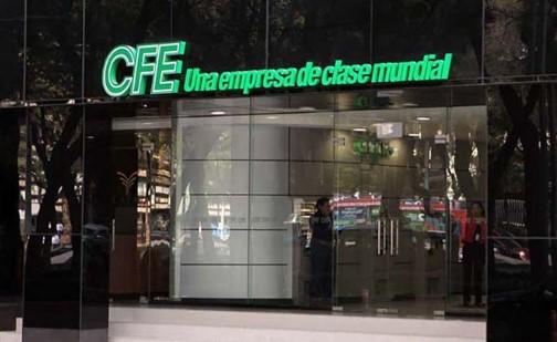 Falso el aumento de tarifas eléctricas — CFE