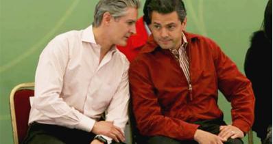 Del Mazo y EPN