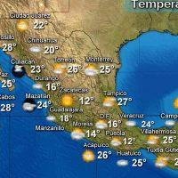 Día nublado con intervalos de sol para algunos municipios de Michoacán