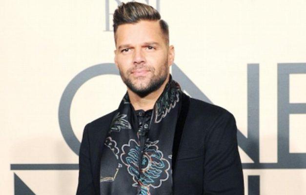Ricky Martin en CDMX