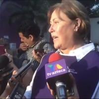 Esposa de Graco Ramírez arremete contra versiones de choferes (video)