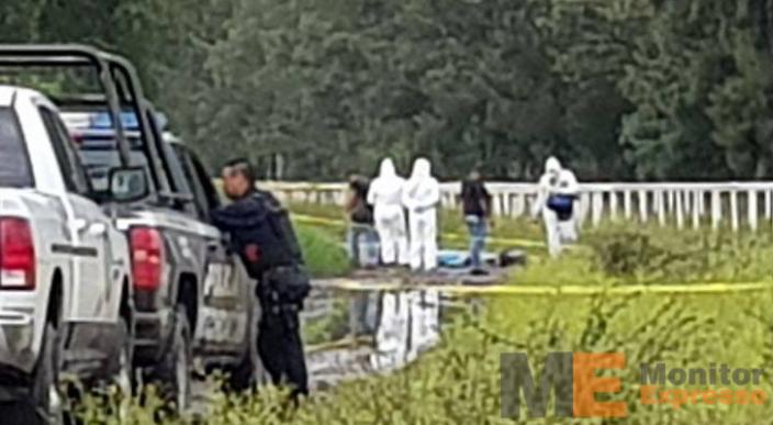 Arrojan seis cuerpos cerca de Zamora
