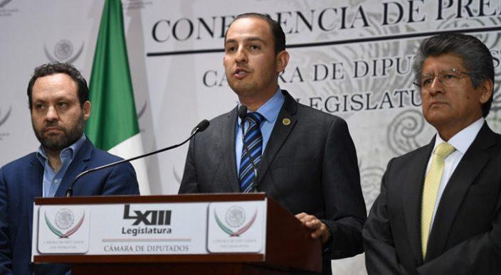 Diputados deben buscar acuerdo y respetar la ley: Osorio Chong