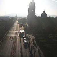 Prevén un día caluroso para el Estado de Michoacán