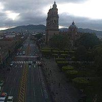 Servicio Meteorológico pronosticó un cielo nublado para este martes en Michoacán