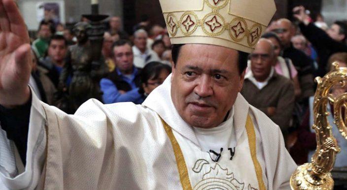 El cardenal Norberto Rivera reconoció la labor de Jóvenes