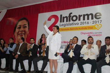 Belinda Iturbide 2 Informe