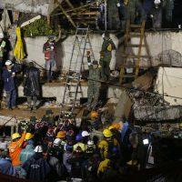 Cesan trabajos de rescate en colegio Enrique Rébsamen por peligro de derrumbe