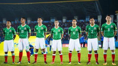 Sub 17 Selección Mexicana