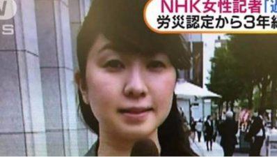 Reportera muere en Japón