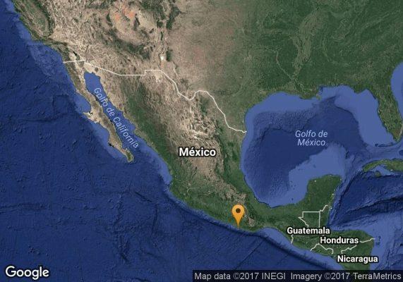 Se registra un nuevo temblor en Oaxaca
