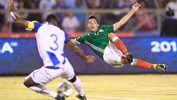 México vs Honduras