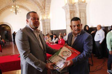 Juan Figueroa Cabalgata Morelos