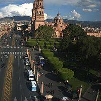 Prevén un día soleado con cielo despejado para Michoacán