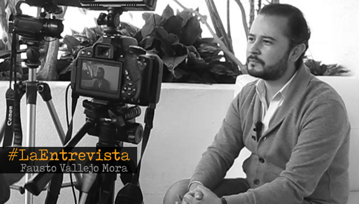 No me descarto para buscar ser candidato a diputado: Fausto Vallejo Mora (video)