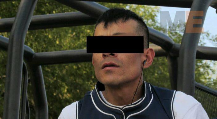Detienen a hombre que presuntamente asalto a un repartidor de tortillas en Morelia