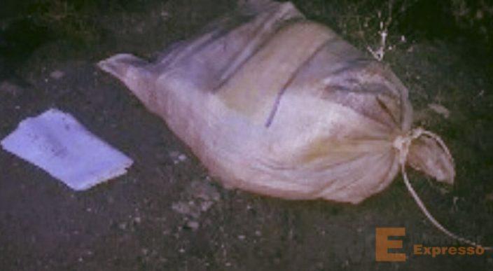 Localizan desmembrado en un costal en Múgica Michoacán