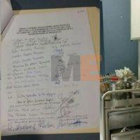Médicos, enfermeras y trabajadores del Hospital de la Mujer en Morelia denuncia falta de insumos