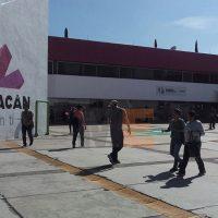 Trabajadores de la educación y administrativos de Michoacán, exigen el pago de bonos y estímulos