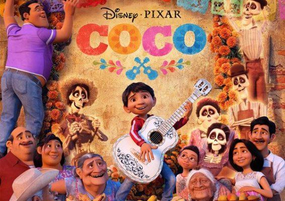 Coco consigue el Óscar a la Mejor Película de Animación