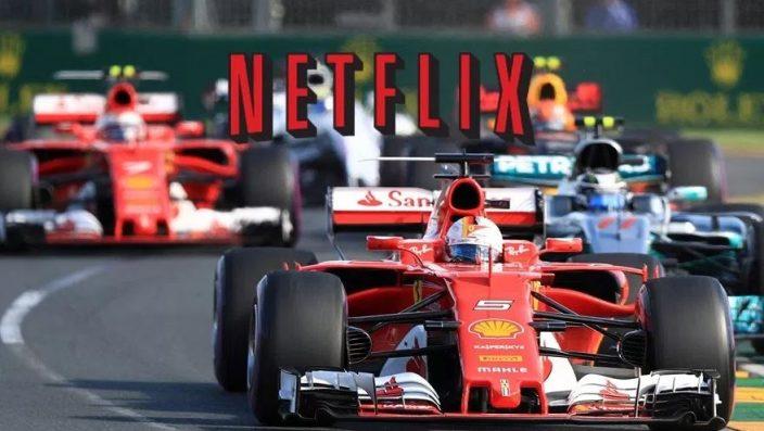 F1 negocia con Netflix para la temporada 2018