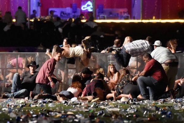 Mujer que estuvo en la matanza en Las Vegas reveló macabra premonición