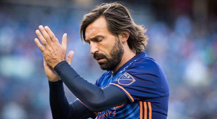 Confirma el adiós: Andrea Pirlo ratificó retiro del fútbol profesional