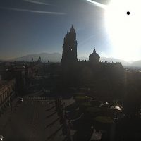 Temperaturas de 35 a 45° C para Michoacán
