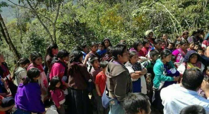 Grupos armados provocan clima de terror en Chiapas: Diócesis de San Cristóbal