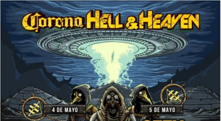 Ozzy, Scorpions, Deep Purple, Judas y Bad Religion, en Hell and Heaven