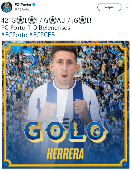 Héctor Herrera anota y asiste en triunfo de Porto