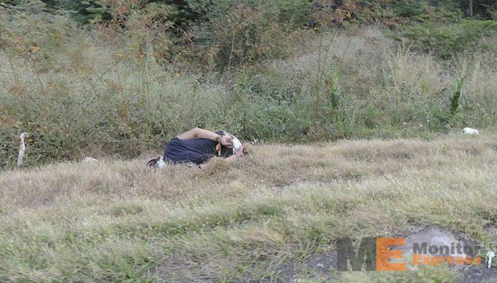 identificado en apatzingán en Michoacán