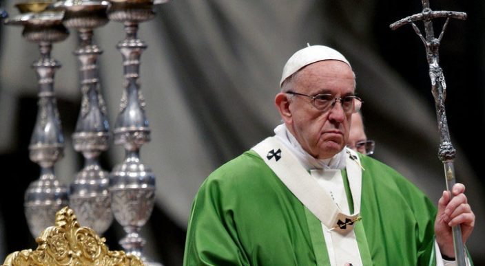 Lanza Estado Islámico amenaza contra el Papa Francisco