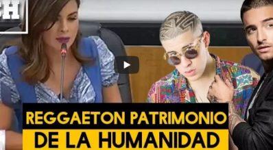 reggaeton patrimonio de la humanidad