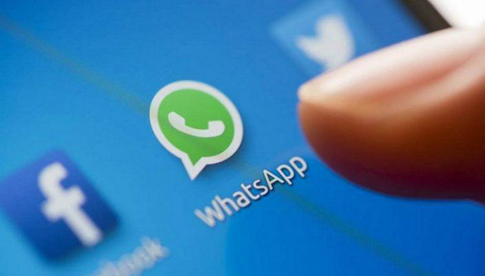 Reportan falla de WhatsApp durante el último día de 2017