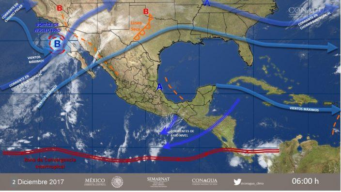 Frente número 13 mantiene temperaturas bajo cero en montañas de Puebla